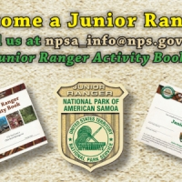 Want to earn this unique Junior Ranger badge?