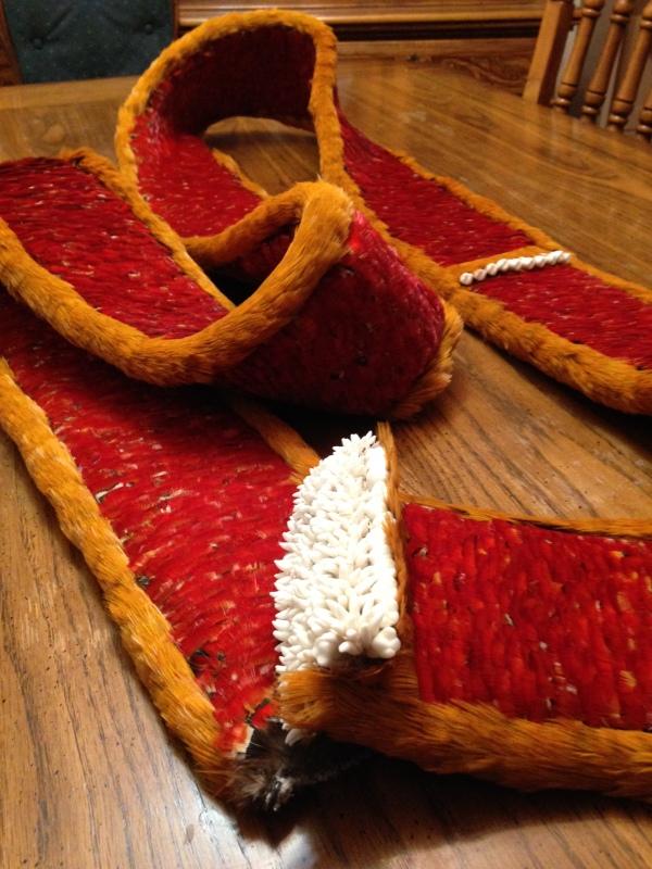 Liloa's sash