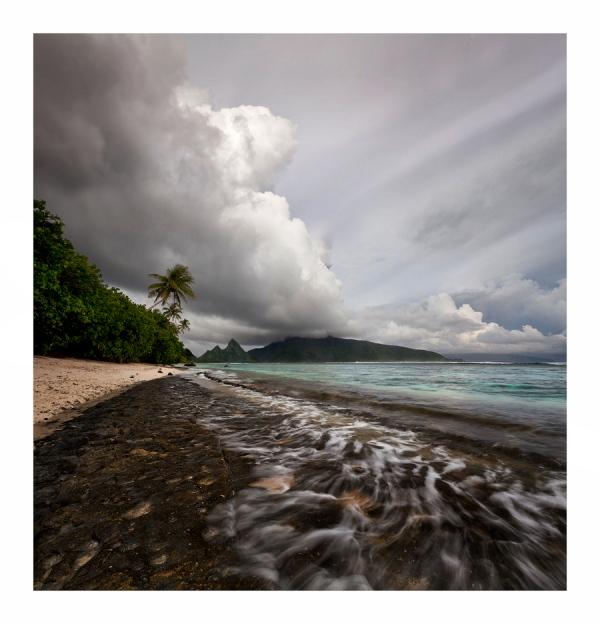 Ofu island beach.