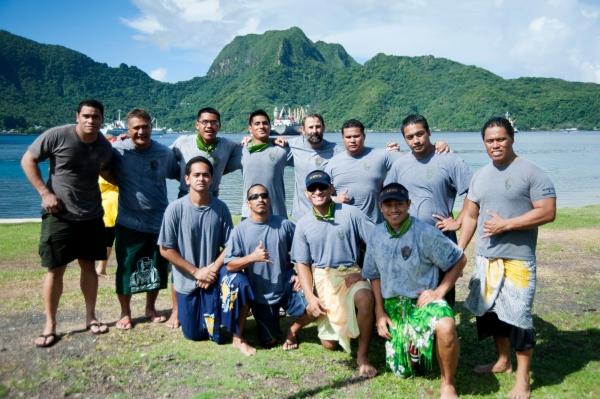National park team; Men's Category