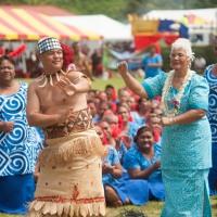 The Beauty of Samoan Taualuga