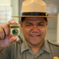 Earn This Unique Junior Ranger Badge!