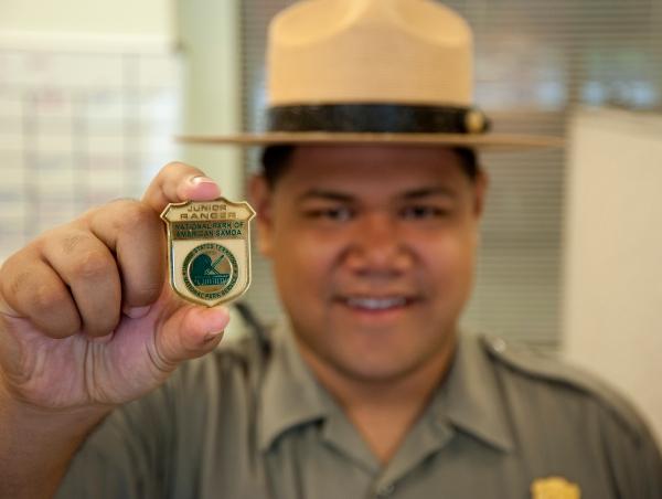 Junior Ranger Badge