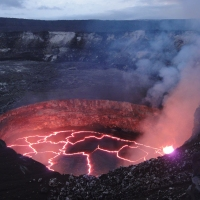 Kīlauea Volcano's summit eruption in Halema'uma'u Crater turns 7 soon