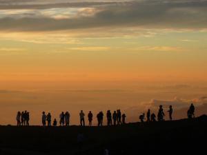 Summit Sunset.